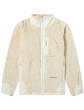 And Wander High Loft Fleece Jacket by And Wander
