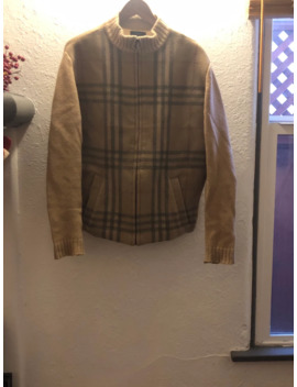 Burberry Zip Up Jacket by Burberry  ×