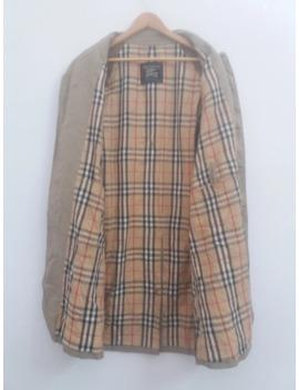 Burberrys Nova Check Long Jacket by Burberry Prorsum  ×  Burberry  ×