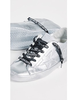 Limited Edition Superstar Sneakers by Golden Goose