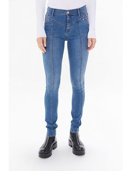 Bdg Jesse Seamed High Waisted Skinny Jean by Bdg