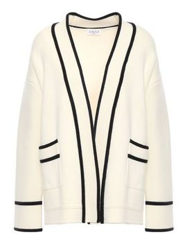 Ribbed Knit Cardigan by Claudie Pierlot
