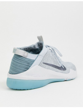 Nike Training Air Zoom Fearless Flyknit 2 In Grey by Nike's