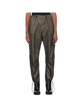 Brown Berlin Baggies Cargo Pants by Random Identities