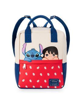 Lilo & Stitch Backpack By Loungefly | Shop Disney by Disney