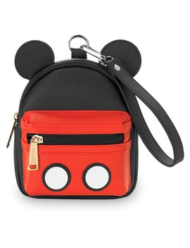 Mickey Mouse Wristlet Pack By Loungefly | Shop Disney by Disney