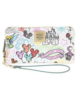 Disney Sketch Wallet By Dooney & Bourke | Shop Disney by Disney