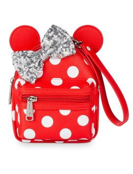 Minnie Mouse Wristlet Pack By Loungefly | Shop Disney by Disney
