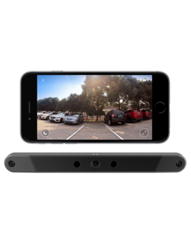 Zus Wireless Smart Backup Camera by Nonda