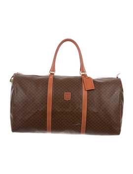 Macadam Duffle Bag by Celine