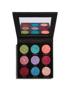Revolution Pressed Glitter Eyeshadow Palette Abracadabra by Superdrug