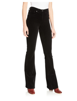 Beverly Skinny Flare High Rise Jeans   Extended Sizes by Veronica Beard