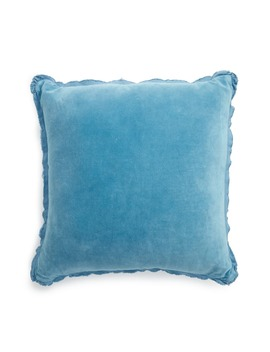 Stonewash Velvet Accent Pillow by Treasure & Bond