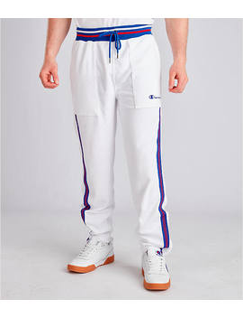 Men's Champion Terry Warm Up Pants by Champion