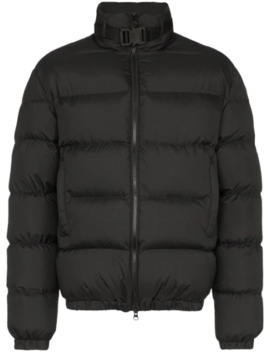 Buckled Puffer Jacket by 1017 Alyx 9 Sm