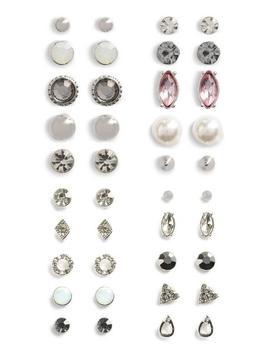 20 Pack Earrings by Primark