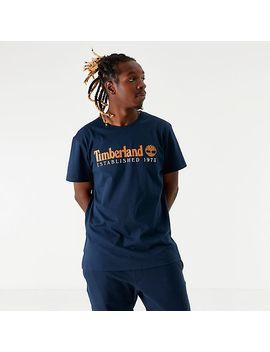 Men's Timberland Established T Shirt by Timberland