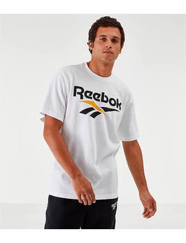 Men's Reebok Classics Vector T Shirt by Reebok