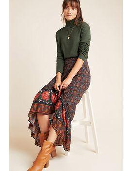 Farm Rio Cordoba Wrap Maxi Skirt by Farm Rio
