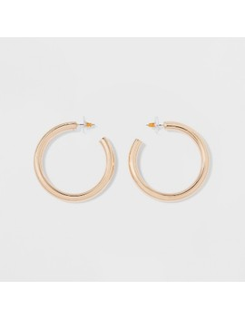 Thick Hoop Earrings   A New Day™ by A New Day