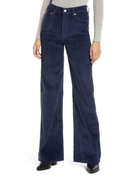 Ribcage Wide Leg Corduroy Pants by Levi's®