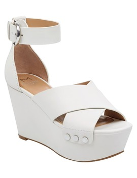 Beate Platform Wedge by Marc Fisher Ltd