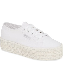 Cotcoloropew Espadrille Sneaker by Superga