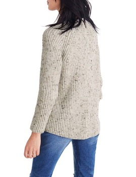 Donegal Northfield Mockneck Sweater by Madewell