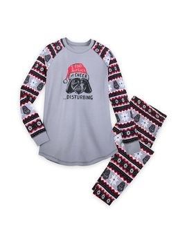Darth Vader Holiday Pajama Set For Women By Munki Munki – Star Wars | Shop Disney by Disney