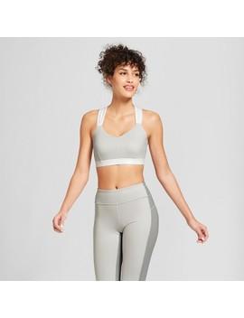 Women's Comfort Twist Strap Sports Bra   Joy Lab™ by Joy Lab