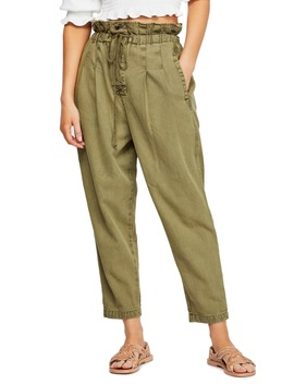 Margate Pleated Trousers by Free People