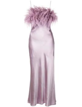 Cerise Dress by Cinq A Sept