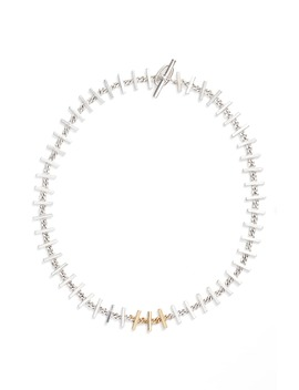 Bar Collar Necklace by Allsaints