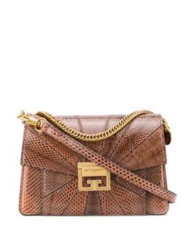 Embossed Gv3 Shoulder Bag by Givenchy