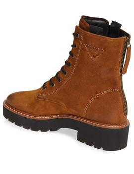 Boone Combat Boot by Paul Green