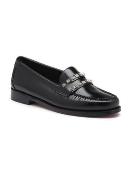 Skye Studded Flat Strap Weejuns by G.H.Bass & Co.
