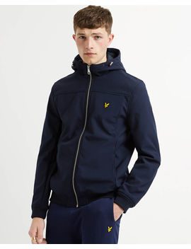 Softshell Jacket by Lyle & Scott