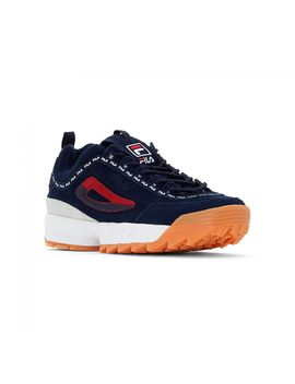 Fila Disruptor Men Repeat Navy by Fila