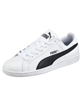 Smash Leather Trainers by Puma
