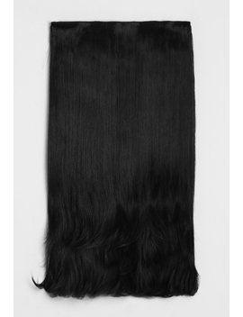 Extreme Volume Natural Black #1 Flicky Weft Hair Extensions by Pink Boutique