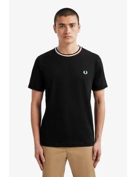 Process Colour T Shirt by Fred Perry