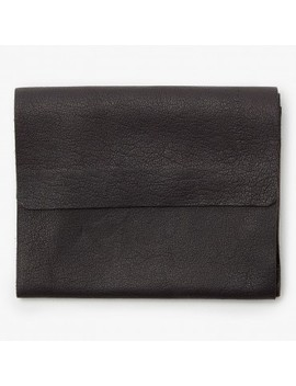 Johnny Farah Kan Paper Wrap Wallet Brown by Abc Home