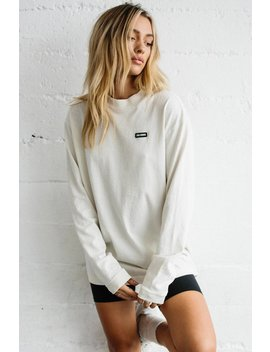 Classic Oversized Long Sleeve by Joah Brown