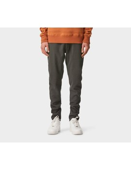 Piped Zespy Pant Mid Rise   St Kevins Check by I Love Ugly