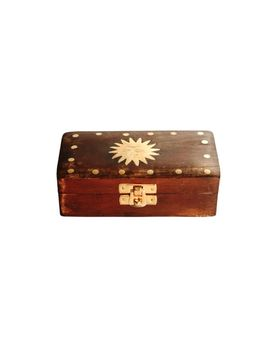 Wooden Sun Box by Tree Of Life
