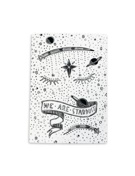 We Are Stardust Greeting Card by Tree Of Life