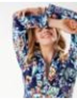 Resort Blooms Aruba Full Zip Sweatshirt by Tommy Bahama