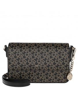 Bryant Medium Crossbody Bag Ebony/Black by Dkny