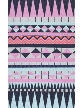 Savanna Tribal Wool Flatwoven Rug by Rugs Usa