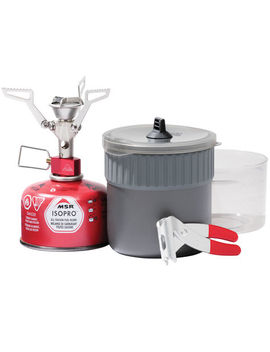Msr Trail Mini Solo Cook Set by Eastern Mountain Sports